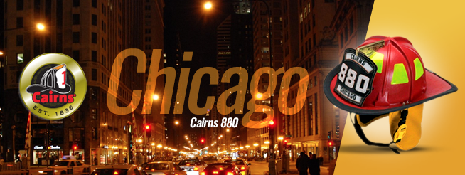 Cairns Modelo Chicago 880